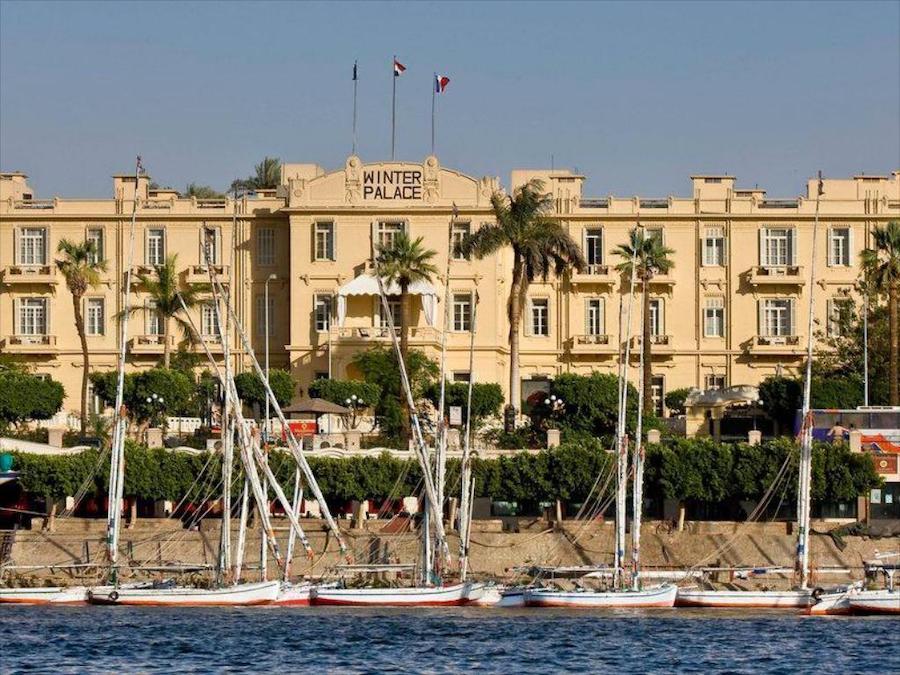 поездка в египет зимний дворец луксор